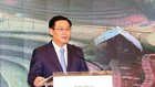政府副總理王廷惠在第十屆世界大米會議上發表講話。(圖源:杜達)