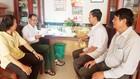 Chi ủy Chi bộ khu phố 2 phường Sơn Kỳ (quận Tân Phú, TPHCM) họp triển khai các nội dung thực hiện của Trung ương, trong đó có quy định về nêu gương. Ảnh: HOÀI NAM