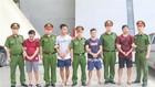 我國警方在友誼關國際口岸邊防檢查站向中國公安方面移交4名中國籍特別通緝犯。(圖源:越通社)