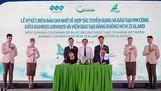 Bamboo Airways ký kết biên bản ghi nhớ hợp tác (MOU) đào tạo hàng không dài hạn với Viện đào tạo Hàng không New Zealand