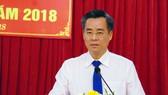Bí thư Tỉnh ủy Bạc Liêu, đồng chí Nguyễn Quang Dương