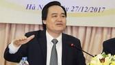 Bộ trưởng Bộ GD-ĐT yêu cầu phải bố trí việc làm cho sinh viên sự phạm