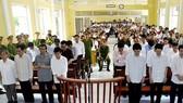 Trong vụ án tham nhũng xảy ra tại công ty Phương Nam (Sóc Trăng), có 27 bị cáo là cán bộ và nhân viên ngân hàng bị tuyên án phạt tù
