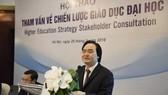 Bộ trưởng Bộ GD-ĐT nhấn mạnh đến tính trách nhiệm giải trình và tự chủ đại học