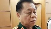 Thượng tướng Nguyễn Trọng Nghĩa
