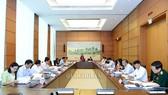Quốc hội thảo luận tại tổ chiều 29-5 về luật cảnh sát biển và Luật đặc xá sửa đổi