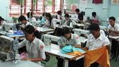 Phấn đấu ít nhất 40% học sinh tốt nghiệp THCS học tiếp trường nghề  