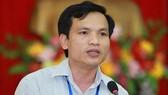 Ông  Mai Văn Trinh Cục trưởng Cục Quản lý chất lượng (Bộ GD-ĐT)