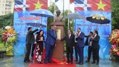 Khánh thành tượng đài Giáo sư Juan Bosch - Người kết nối những trái tim Việt Nam và CH Dominicana