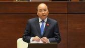 Thủ tướng Nguyễn Xuân Phúc đã trả lời chất vấn của các ĐBQH