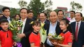 Thủ tướng dự  Ngày hội Đoàn kết toàn dân tộc