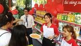 Hàng ngàn lượt người tìm hiểu thực phẩm sạch tại TPHCM