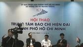 TPHCM xây dựng trung tâm báo chí hiện đại đầu tiên trong cả nước