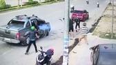 """Kinh hoàng: 2 nhóm """"giang hồ"""" ở Đồng Nai hỗn chiến giữa đường bằng súng, mã tấu"""