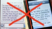 Sau 7 tháng chặn được 214 triệu tin nhắn rác