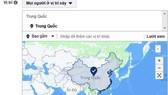 Facebook chính thức xin lỗi Việt Nam vì hiển thị sai lãnh thổ Hoàng Sa và Trường Sa