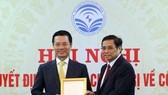 Thiếu tướng Nguyễn Mạnh Hùng chính thức đảm nhiệm quyền Bộ trưởng, Bí thư Ban cán sự đảng Bộ TT-TT