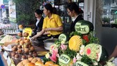 First cuisine center opens in HCMC