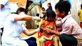 Vaccinationis the most effective way to prevent infectious diseases (Photo: SGGP)