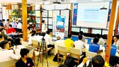 Saigon Innovation Hub (SIHUB) – a good environment to support startup activities in HCMC. Photo by Tan Ba
