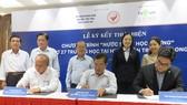 $263,285 spent on fresh water in schools in Mekong delta