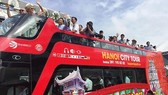 Hanoi operates double-deckers tour