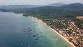 A corner of Phu Quoc island district (Photo: VNA)