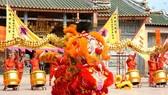 Lion dance teams to celebrate mid-Autumn festival