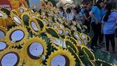 Sunflower fest sends love to children with cancer