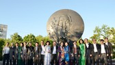 HCMC delegation led by Ms. Than Thi Thu visit Russia-Photo: hcmcpv.org.vn