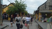 South Korean tourists in Hoi An ancient town