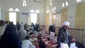 Victims after Friday terror attacks in Egypt