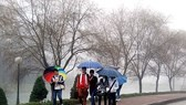 North to face cold air and rainy weather on March 8