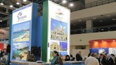 Vietnam's booth at last year's MITT in Moscow, Russia (Photo: VNA)