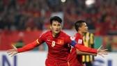 Vietnam top striker Le Cong Vinh (Source: VNA)