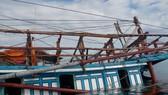 13 ngư dân gặp nạn chìm tàu, thiệt hại hơn 3 tỷ đồng