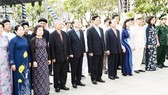 HCMC leaders commemorate President Ho Chi Minh