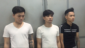 Police arrest gangsters beating and robbing foreigners in district 2