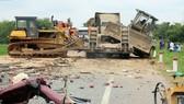 Tai nạn giao thông kinh hoàng tại Bình Định: Nhân chứng hiện trường kể lại vụ việc