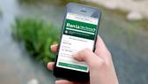 Ra mắt cổng thông tin kết nối ngân hàng với tiểu thương  