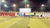 21 đội bóng tham gia Doanh nhân Olympic 2030