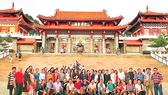 Du khách TST Tourist đi tour Đài Loan