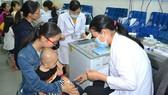 Tiêm miễn phí 10 loại vaccine cho trẻ nhỏ dưới 5 tuổi