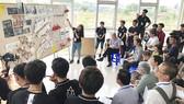Đại học Quốc tế Hồng Bàng giành 7 giải tại Liên hoan Sinh viên Kiến trúc toàn quốc 2018