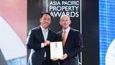 SonKim Land giành Giải thưởng bất động sản Asia Pacific Property Awards 2018
