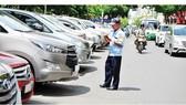 Kiến nghị thu phí đậu xe thủ công