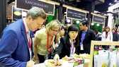 Nông sản Việt hút khách quốc tế