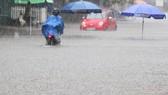 Mưa khắp cả nước, Nam bộ có nơi mưa lớn