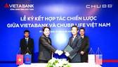Chubb Life Việt Nam và VietABank hợp tác phân phối sản phẩm bảo hiểm