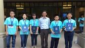 Việt Nam đoạt 5 huy chương bạc và đồng tại cuộc thi Toán học Thế giới - WMO 2018